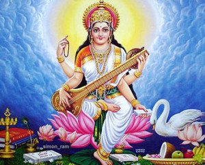 Saraswati-Maa-HD-Wallpapers